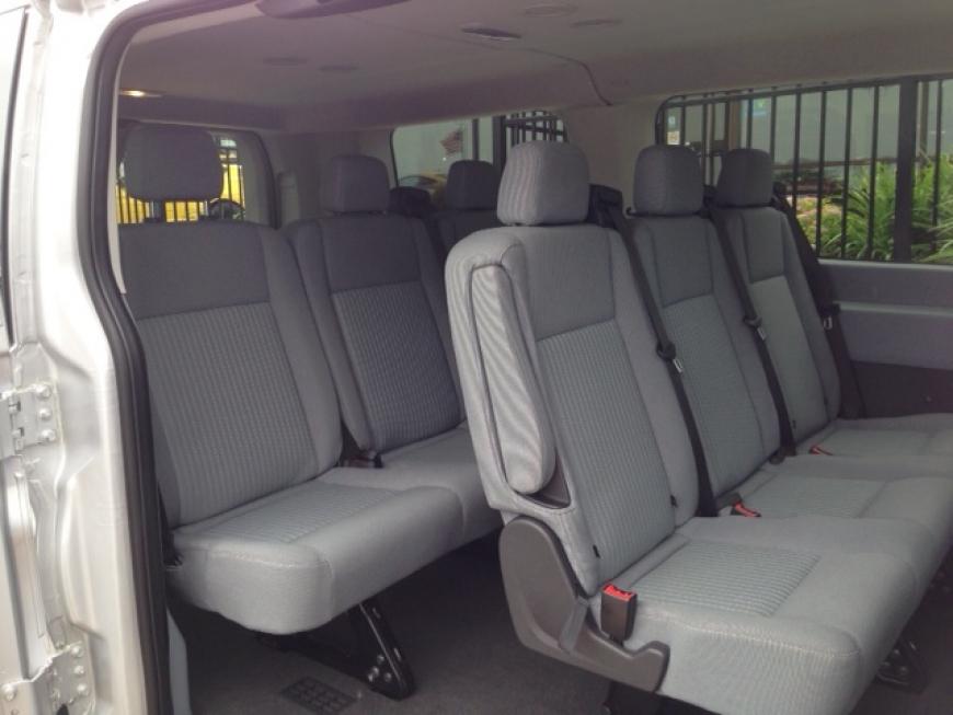 8 Passenger Van Rental